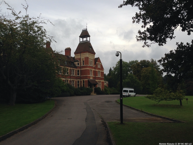 Manor House at Silwood Park Campus, Ascot